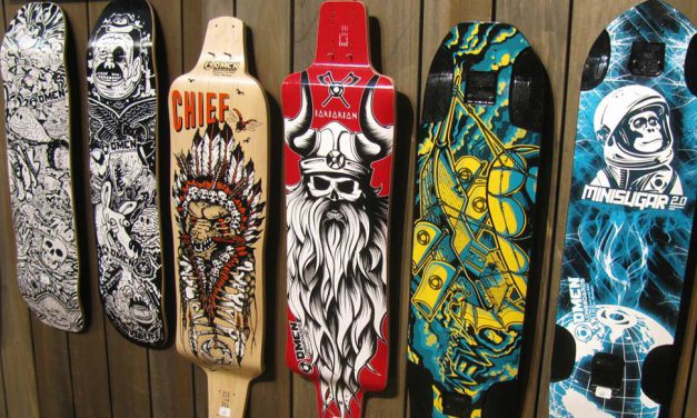 The best longboard brands in the world