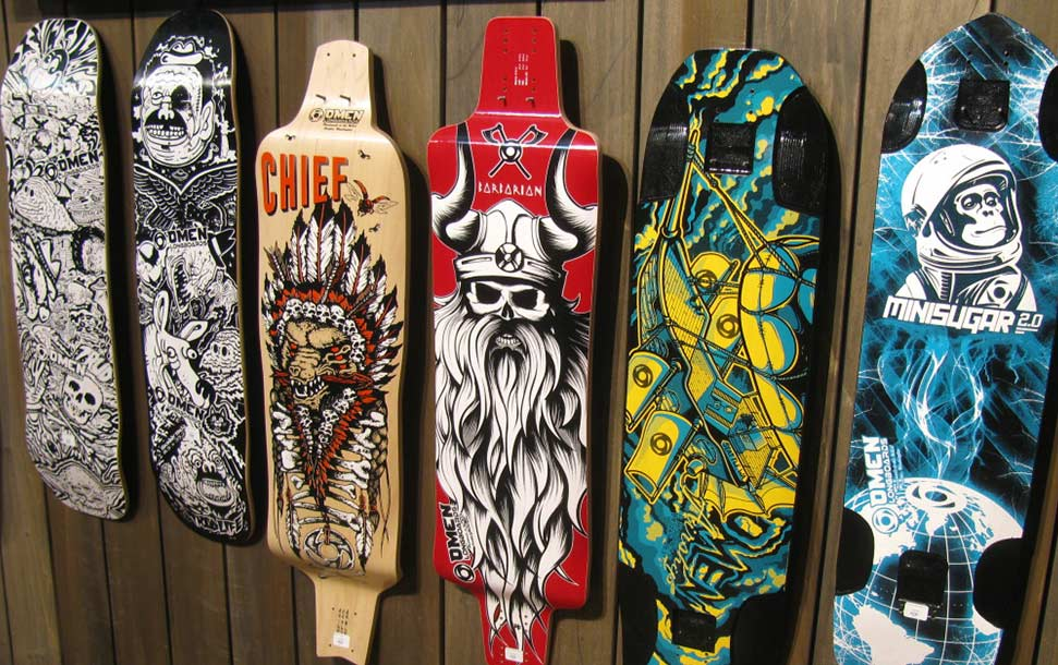 the best longboard brands in the world | toxic world